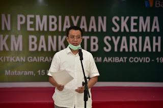 Gubernur Luncurkan Kebijakan Pinjaman Khusus untuk UMKM