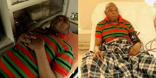 Ailing veteran actor Prince James Uche evicted from hospital over debt..needs your help!
