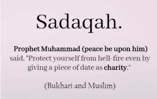 islamic ways of sadaqah