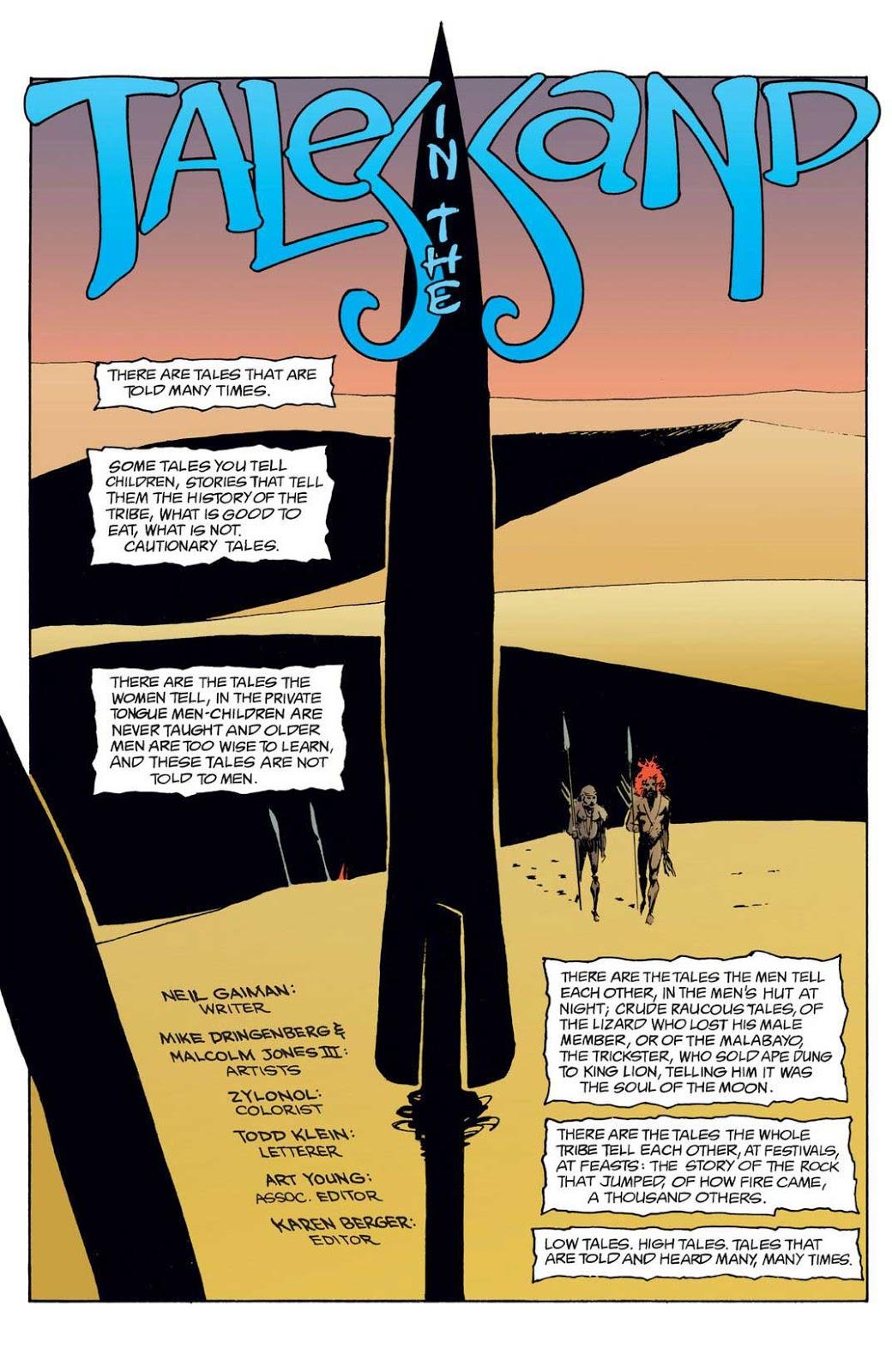 UN UNIVERSO DE VIÑETAS: 1989- SANDMAN - Neil Gaiman (2)