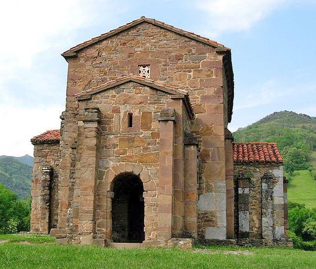 Historia del Arte: Santa Cristina de Lena