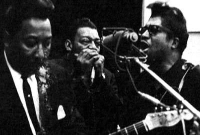 Muddy Waters, Little Walter, Bo Diddley