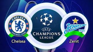 موعد مباراة تشيلسي وزينيت في دوري أبطال أوروبا والقنوات الناقلة
