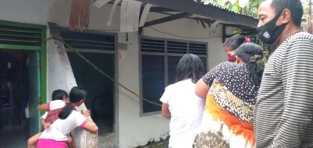 Heboh, Warga Solok Sipin Temukan Mayat di Rumah Kontrakan