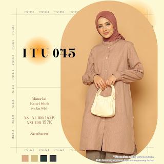 Koleksi Blus Tunik casual terbaru Inspire ITU 45