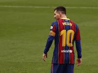 ليونيل ميسي سيغادر برشلونة هذا الصيف