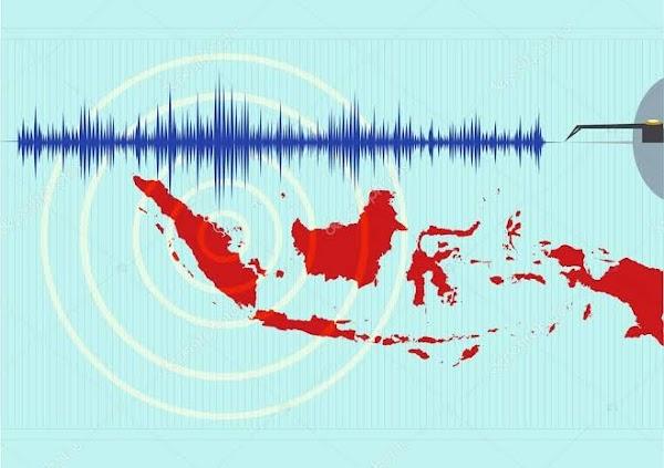 8 sismos han sacudido Papúa Indonesia en estas últimas horas.