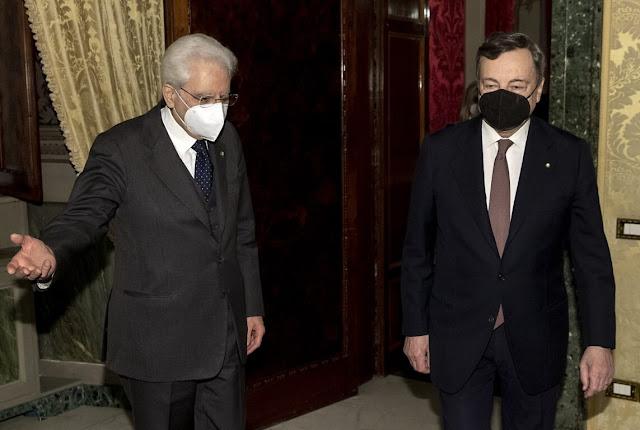 Nuovo Governo: Draghi e la sua squadra, i nomi dei Ministri