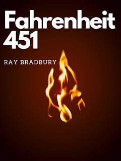 Fahrenheit 451 romanı kapak resimi