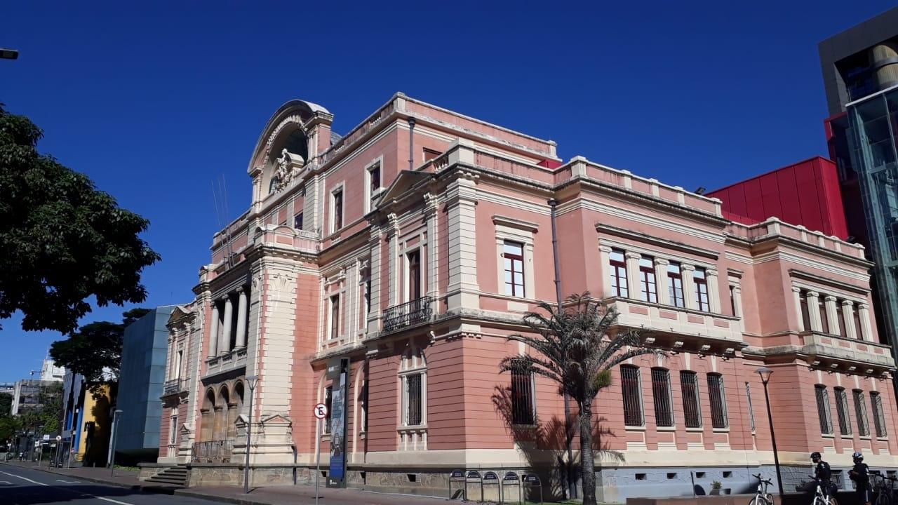Museu das Minas e do Metal-  Circuito Praça da Liberdade, Belo Horizonte