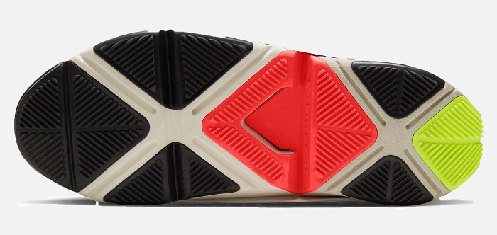 Nike Go FlyEase Hands-Free Sneakers Bottom View