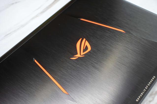 Laptop ASUS ROG STRIX GL553VE