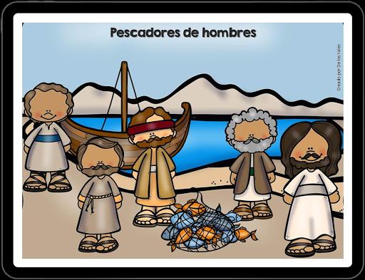 escuela dominical personajes bíblicos lecciones digitales