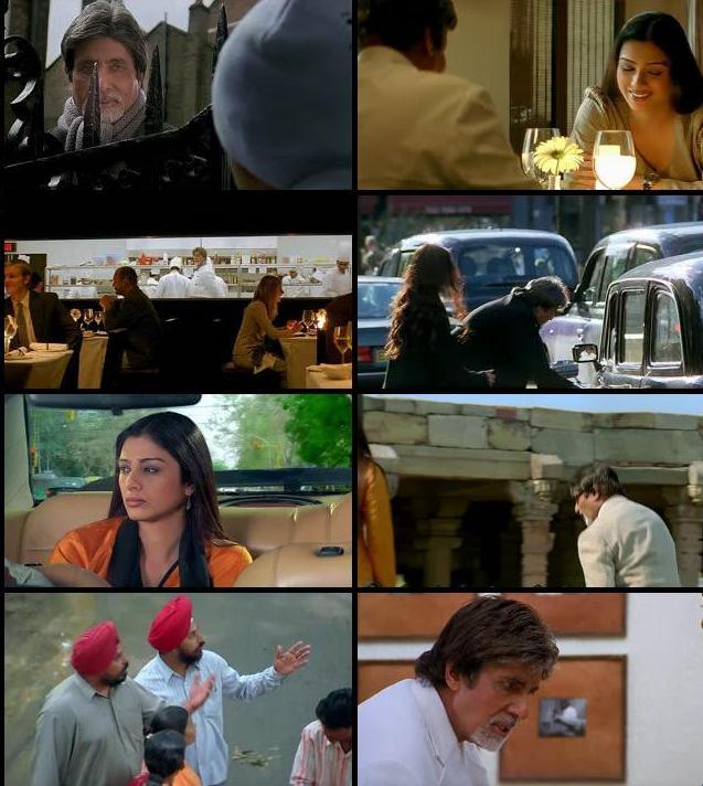 Cheeni Kum 2007 Hindi 480p BluRay