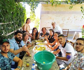 Expedita Pérez, misionera en Turquía