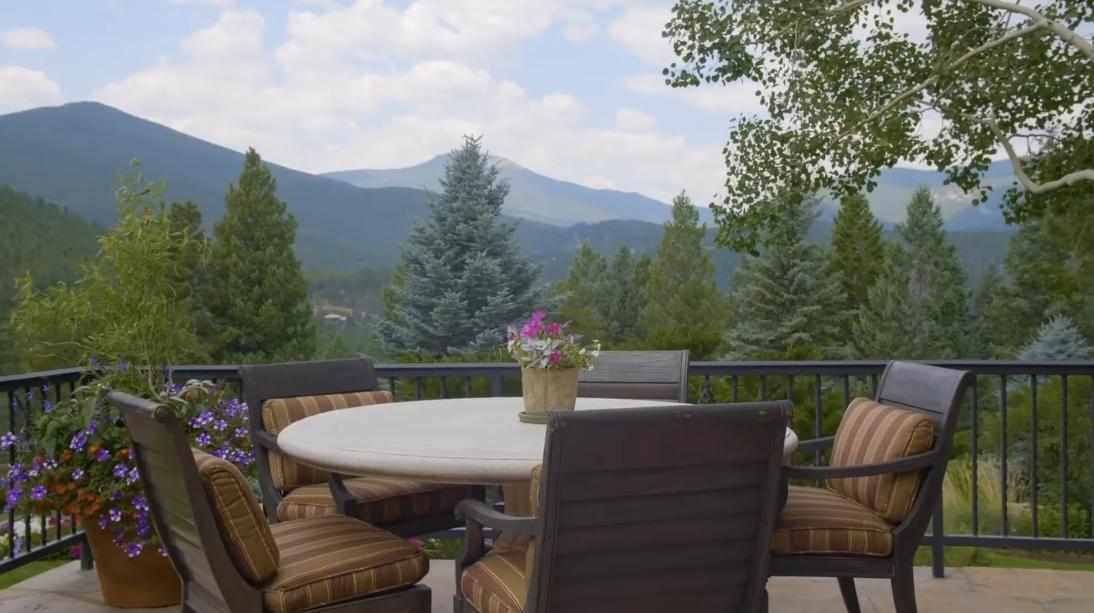 31 Interior Design Photos vs. 1275 Silver Tip Ln, Evergreen, CO Luxury Mansion Tour