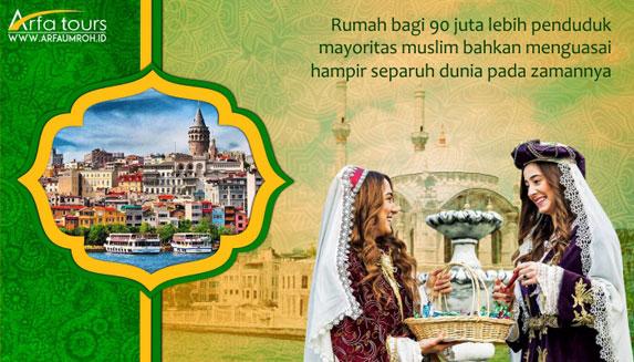 Umrah Plus Wisata Halal Turki 2018