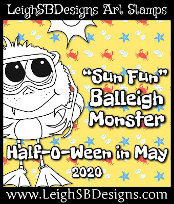 """Sun Fun"" BALLEIGH MONSTER"