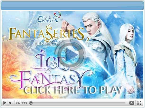 GMA FantaSeries Presents Ice Fantasy - Pinoy Show Biz  Your Online Pinoy Showbiz Portal