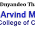 Dr. Arvind M. Pradhan Degree College of Commerce and Arts, Mulund, Mumbai Wanted Principal and Teaching Staff