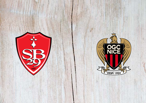 Brest vs Nice -Highlights 06 January 2021