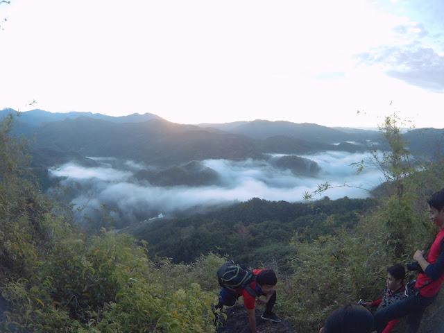 montalban rizal sea of clouds