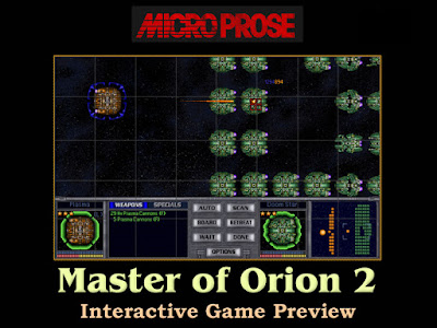 Master of Orion 2 Puzzle