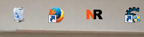Cara Menghilangkan Nama Icon Shorcut di Komputer