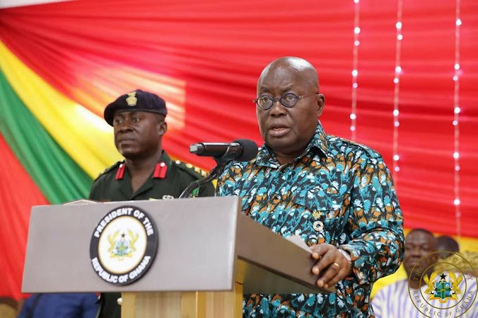 "Others Turned A Blind Eye On Vigilantism; I Will Arrest It"" – President Akufo-Addo"