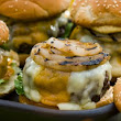 Worlds Best Recipes: Hamburger with Double Cheddar Cheese, Grilled Vidalia Onion and Horseradish Mustard