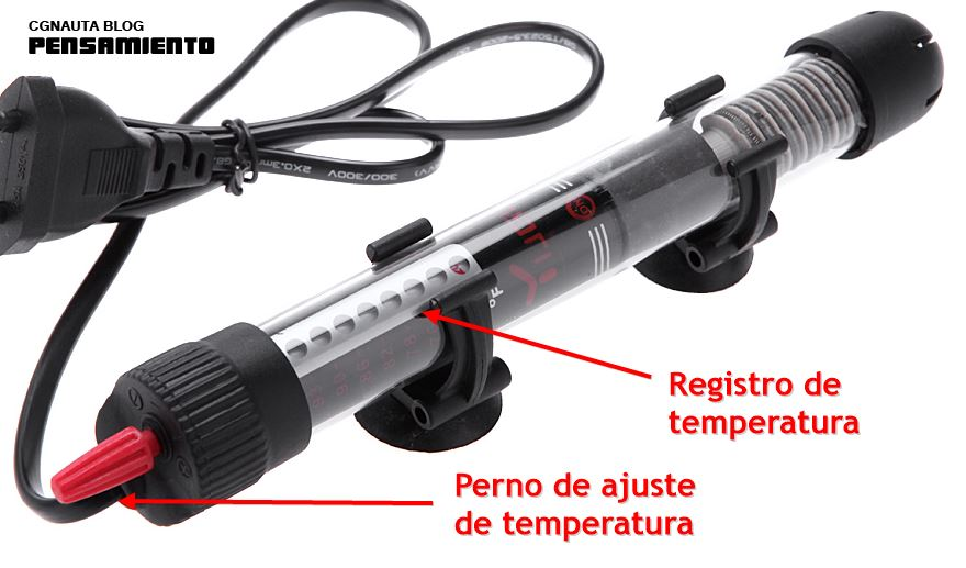Calentador Acuario Of Calibrar Un Calentador Termostato De Acuario Cgnauta Blog