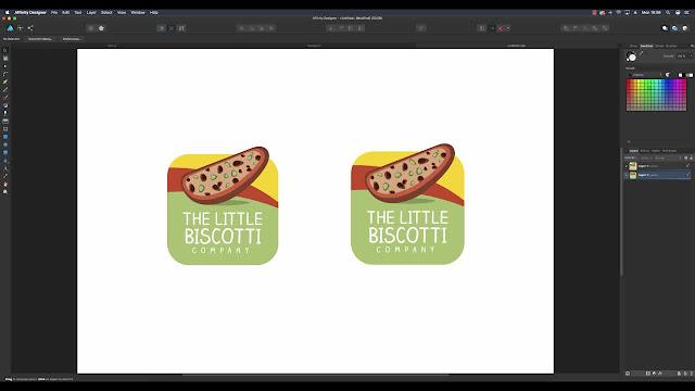 Design Memorable Logos in Affinity Designer