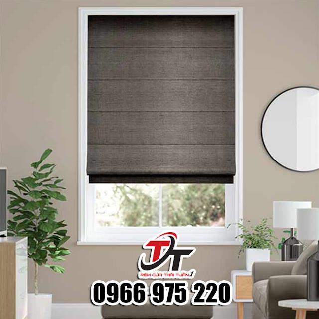 Rèm gỗ cửa sổ đẹp sang trọng đẳng cấp