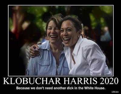 Klobuchar Harris 2020