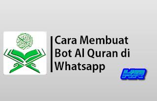 Apa itu Bot WhatsApp Al-Qur'an