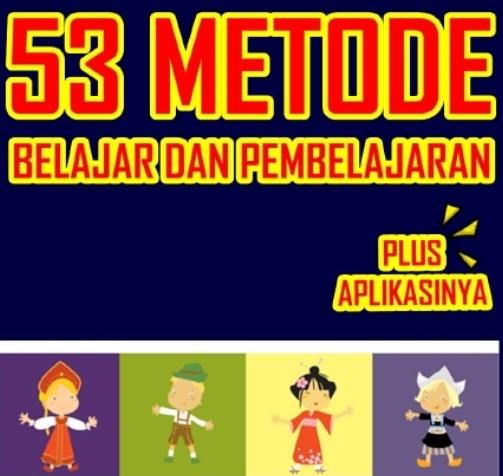 Download Buku 53 Metode Pembelajaran