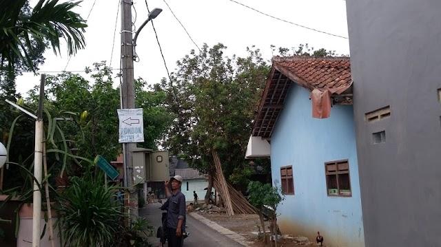 Banyak Lampu PJU Mati Di Kota Tangsel, Dilaporkan Ke Wakil Rakyat