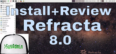 Refracta Linux 8.0