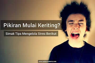 tips mengelola stres