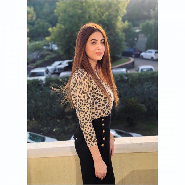 Newly Wed Salman Saeed and Aleena Fatima at Humayun Saeed House