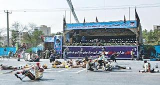 Saudi Bantah Dukung Orang Bersenjata Pelaku Penyerangan Parade Militer Syi'ah Iran di Ahvaz