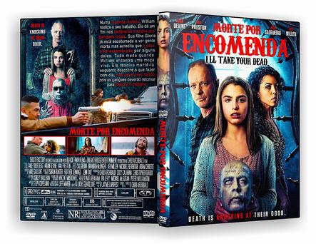 DVD MORTE POR ENCOMENDA 2019 - ISO