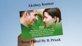 Filhaal  -  Akshay Kumar Lyrics by Surykoti