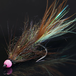 thin mint bugger fly pattern