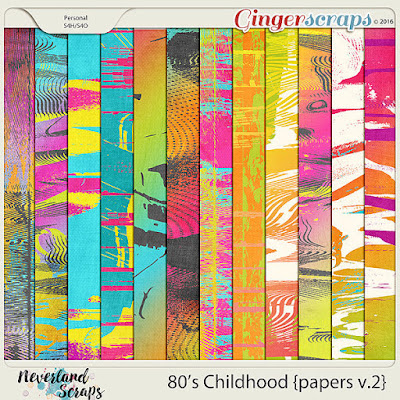 http://store.gingerscraps.net/80-s-Childhood-papers-v.2.html