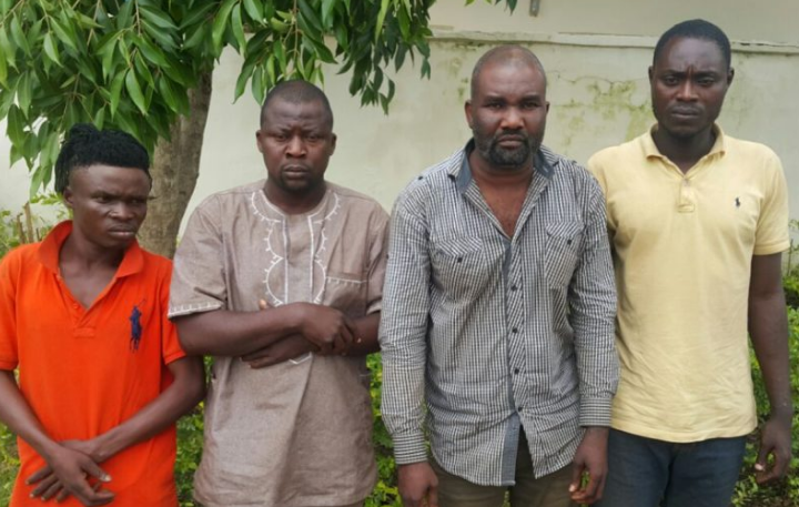 osun state most wanted kidnappers arrested erin osun
