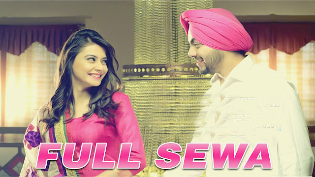 Full Sewa Lyrics - Ashudeep Jaito | Latest Punjabi Song