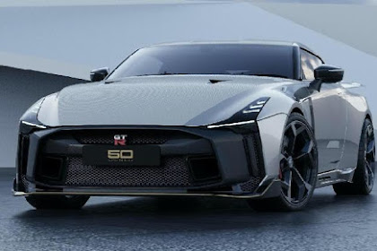 2020 Nissan GT-R50 by Italdesign Review