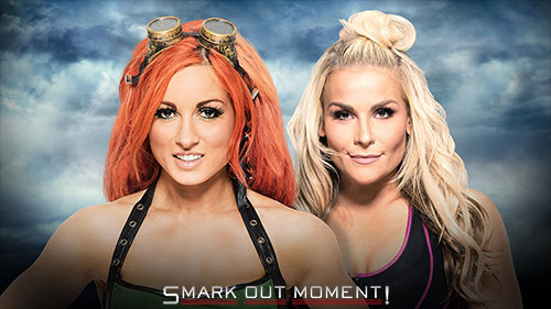 WWE Battleground PPV 2016 Divas Match