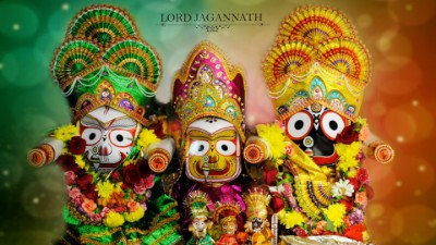 Hindu God jagganath vishnu bhagwan photo